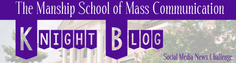 The Manship School's Knight Grant Blog