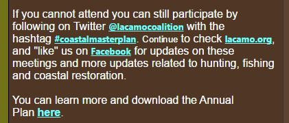 An email was also disseminated February 7 encouraging people to follow & participate in the live-tweet sessions.