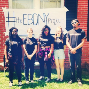 #theEBONYproject